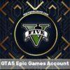 Grand Theft Auto V (GTA 5) Fresh Account [ Epic Games PC ]