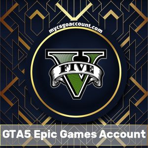 Grand Theft Auto V (GTA 5) Fresh Account [ Epic Games PC ]